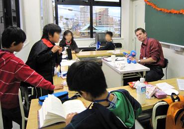 J.O.E.S.帰国子女のための外国語保持教室